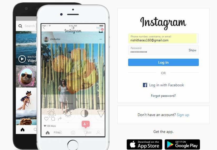 How To Post Photos On Instagram From A Desktop Computer Or