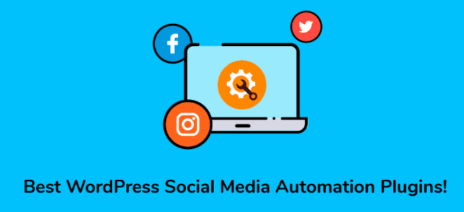Automatic Social Media posting Wordpress Plugins