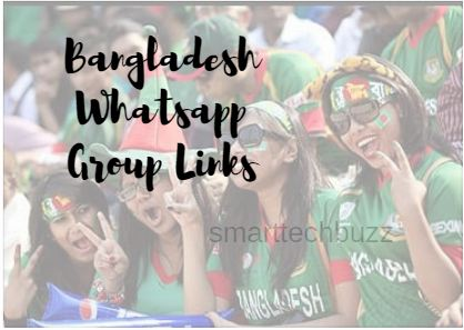 Bangladesh Whatsapp Group Links | Latest whatsapp group links