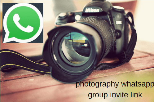 Photography WhatsApp Group Invite Link
