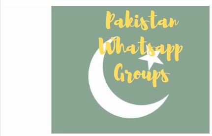Pakistan Whatsapp Groups | All Pakistani Whatsapp Group