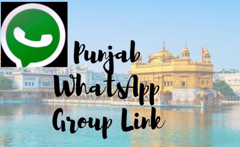 Punjabi whatsapp group links