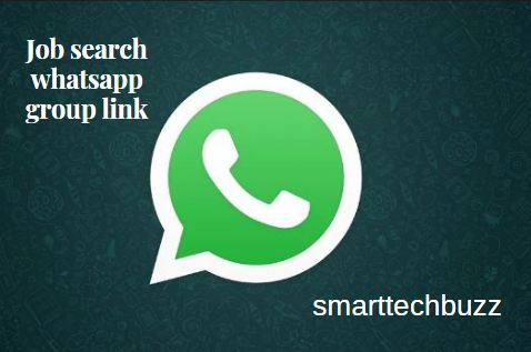 job search whatsapp group link