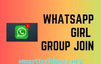 Whatsapp Girl Group Join
