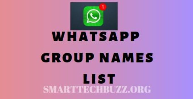 group chat names for friends Archives - Smart Tech Buzz