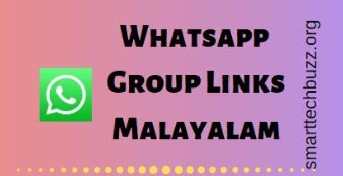 Link malayalam group whatsapp 200+ Best