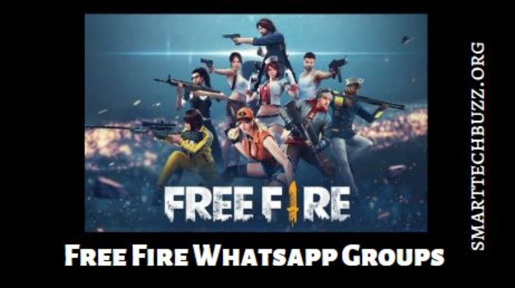 Free Fire Whatsapp Group Links-Active Free Fire players