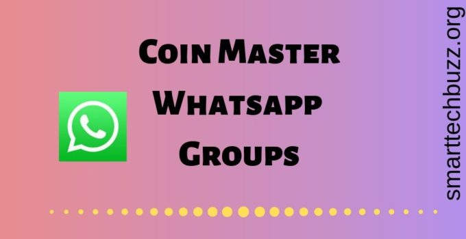 Coin Master Whatsapp Group