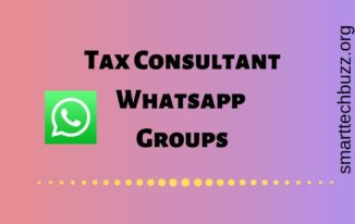 tax consultant whatsapp group