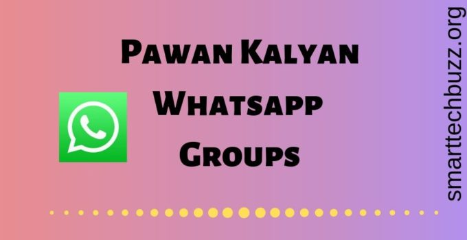 Pawan kalyan Whatsapp group