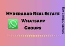 Real Estate WhatsApp Group Hyderabad