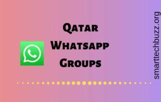 Qatar whatsapp group links