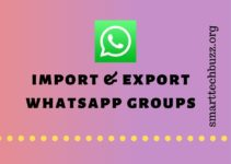 import export whatsapp group link