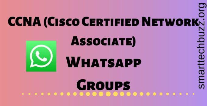 CCNA Whatsapp Group Link