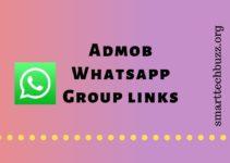 Admob Whatsapp Group link