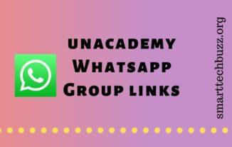 unacademy whatsapp group