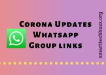 corona updates whatsapp group link