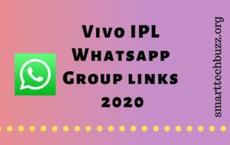 vivo whatsapp group links