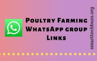 Poultry farming WhatsApp group Links