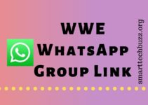 wwe whatsapp group link