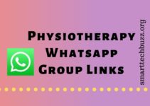 Physiotherapist Whatsapp Group Link