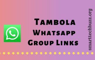 Tambola Whatsapp Group Links