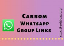 Carrom Whatsapp group link