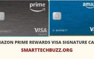 Amazon Prime Rewards Visa Signature Card Reddit