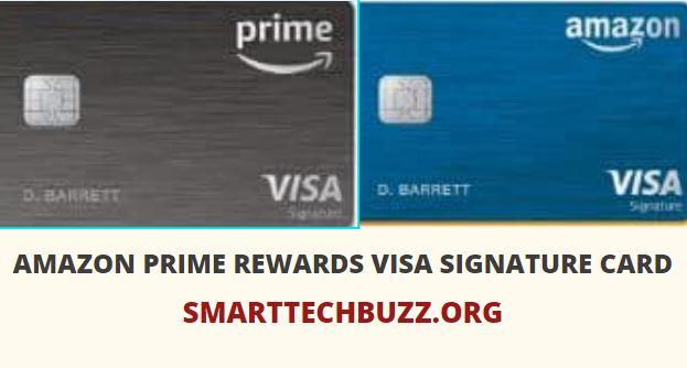 Amazon Prime Rewards Visa Signature Card Reddit- A Review