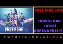 free fire live