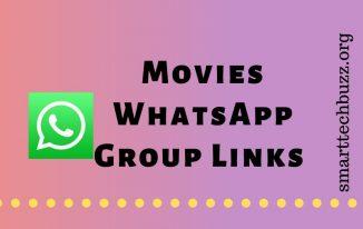 Movies Whatsapp Group Link