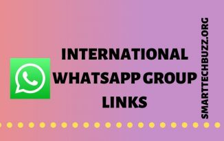 International Whatsapp Group Link