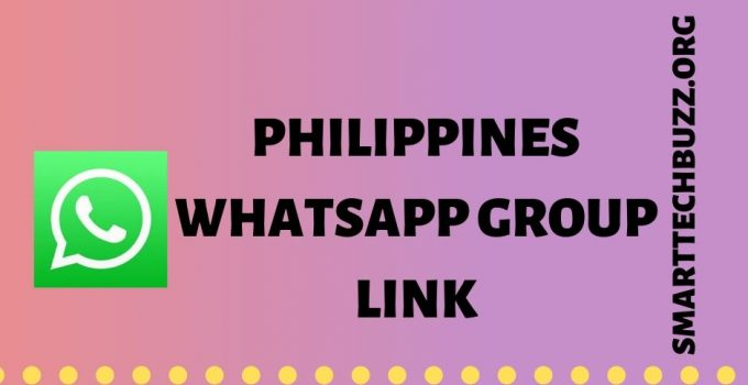 Philippines Whatsapp Group Link