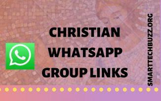 christian whatsapp group link