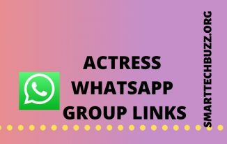 Actress Whatsapp Group Link