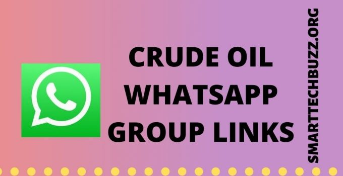 Crude oil Whatsapp group