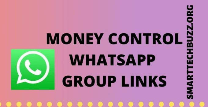 MoneyControl Whatsapp Group