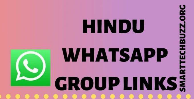 hindu whatsapp group link
