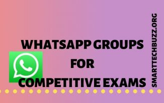 Whatsapp Group for Competitive Exams