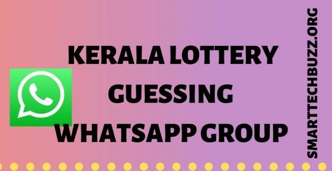 kerala lottery guessing whatsapp group