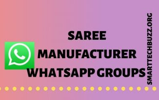 Saree Manufacturer WhatsApp Group