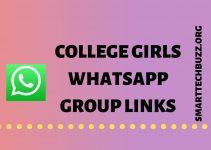College girls whatsapp group Links