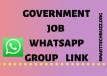 government job whatsapp group link