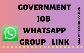 government job whatsapp group link