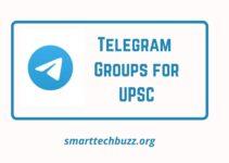 Telegram Groups for UPSC