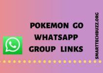 pokemon go whatsapp group link