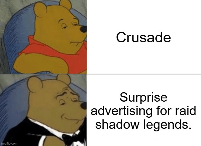 raid shadow legends meme