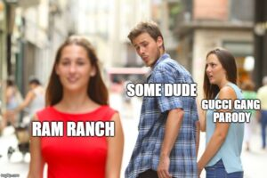 Ram Ranch-The Unusual, Funny, and Ultimate Ram Ranch Memes