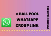 8 Ball Pool Whatsapp Group Link